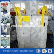 sac jumbo sac conducteur Sac FIBC avec chicanes à l'intérieur du sac, grand sac antistatique de type B