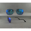 Men′s High Quality Fshion Polarized Metal Sun Glasses M01165