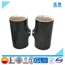 ASTM A234 Wpb Carbon Steel Reducing Tee with High Quality