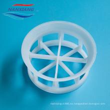 """Anillos de plástico en cascada de PVC PVDF (1 """", 1.5"""", 2 """", 3"""")"""