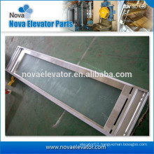 Low Cost Glass Panels for Lift