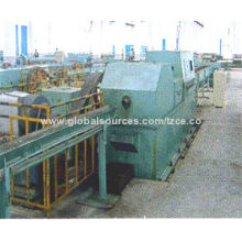 LD 40 3-roll cold rolling machine for small size seamless steel pipe and tube with PLC control
