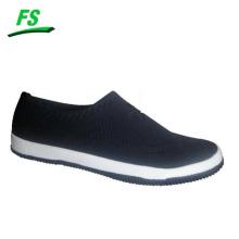 barato zapato vulcanizado ligero azul oscuro para el hombre