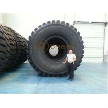 Neumático gigante OTR y llanta de la rueda, neumático radial gigante 40.00r57