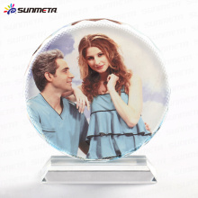 FREESUB Sublimation Photo Crystal Printing Frame