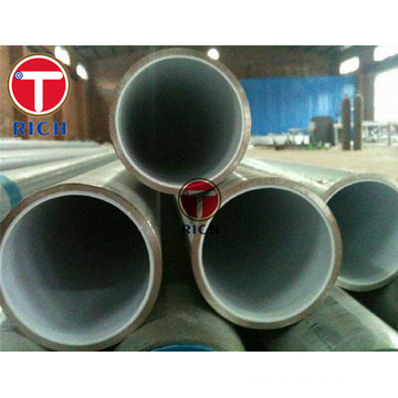 Austenitic-Ferritic Grade Stainless Steel Welded Tubes
