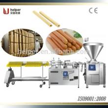 Máquina intestinal de torção de alta velocidade e automática