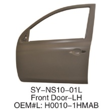 NISSAN MARCH Front Door-L