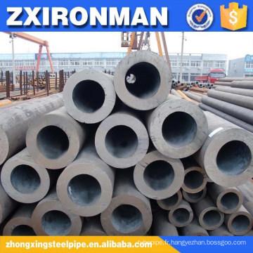 Tuyau d'acier au carbone DIN1629 ST45 14 po