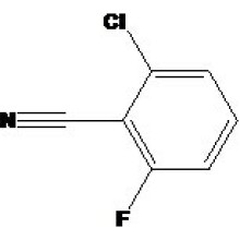 Lager 2-Chlor-6-fluorbenzonitril CAS Nr. 668-45-1