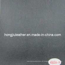 Couro de padrão Litchi usado normal para carro (Hongjiu-HS025 #)