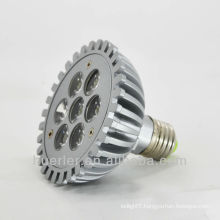 manufacturer of LED 220v E27 e26 gu10 mr16 7W led spot light