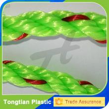 pp pe split film string de ráfia em plástico