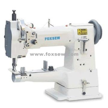 Single Needle Cylinder Bed With Unison Feed Lockstitch Sewing Machine