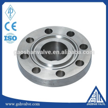 DIN standard stainless steel rtj flange