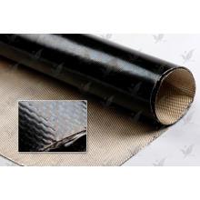 EPDM pano de fibra de vidro revestido de borracha para juntas