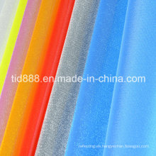 Hojas de PVC reflexivo plástico transparente de alta calidad