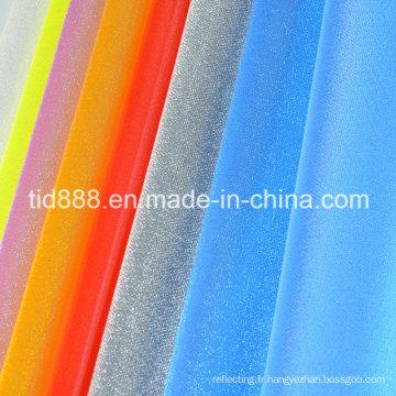 Feuilles de PVC réfléchissant en plastique Transparent de haute qualité