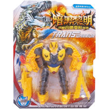 The Ultimate Fit Deformation Trans Warrior Toy