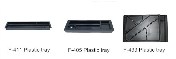 plastic pencil tray