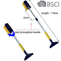 Зима длинная ручка телескопическая внедорожник автомобиль снег щетки щетки