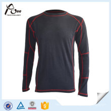 Custom Long Sleeve Underwear Plain Shirts