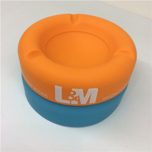 Fad Certification Safe Durable Craetive Fashion Silicone Ashtray