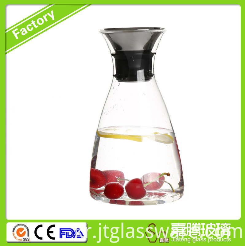 High Borosilicate Glass Coffee Carafe
