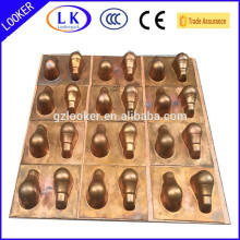Copper Mould for blister Forming machine