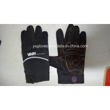 Arbeitshandschuhe-Silikonhandschuhe-Bauhandschuh-Handgeschützte Handschuhhandschuhe