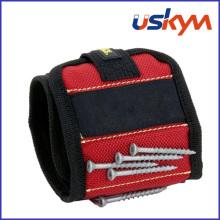 Magwear Suporte magnético Wristband Vermelho