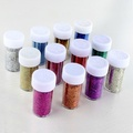 Eco-friendly PET Glitter avec les Multicolors