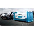 Sistema hidráulico de camión de basura