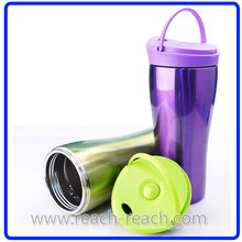 Stainless Steel Auto Thermos Bottle Vacuum Mug