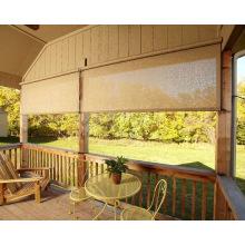2017 MSJ Eco-Friendly Outdoor klar rollos wasserdicht und sonnenschutz außenrollo vorhänge