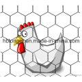 Alambre hexagonal malla de alambre de pollo