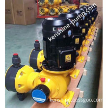 JXM mechanical diaphragm metering pump