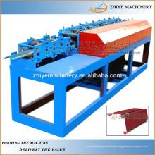 Farbige Stahl Schalung Roller Türrahmen Blatt Kalt Roll Forming Machine