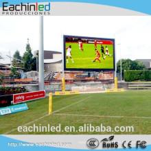 Le panneau extérieur d'écran mené par TV extérieure de grand sport HD P6