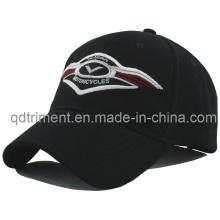 Fashion Cotton Twill Embroidery Sport Golf Cap (TMB9037)