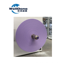 Adult Baby Diaper Absorbing Nonwoven ADL Distribution Layer Materials