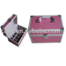 косметическая коробка алюминия