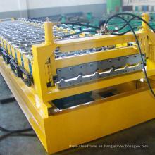 Máquina de moldeo de alta presión de teja de material de construcción de alta velocidad