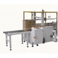 Automatic carton box opening machine