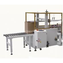 Automatic carton box opening machine