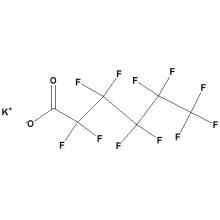 Ácido undecafluorohexanoico Sal de potasio No. CAS 3109-94-2