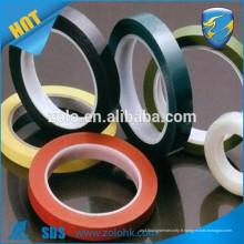 Les bandes de polyester résistent à la chaleur pendant les opérations de masquage à haute température
