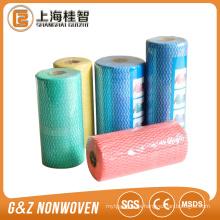 Super saugfähiges Spunlace Mehrzweck-Küchenreinigungstuch für Kleidung