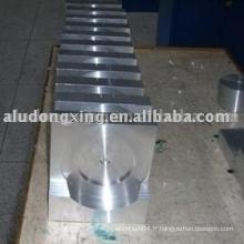 Service de traitement en profondeur en aluminium / aluminium