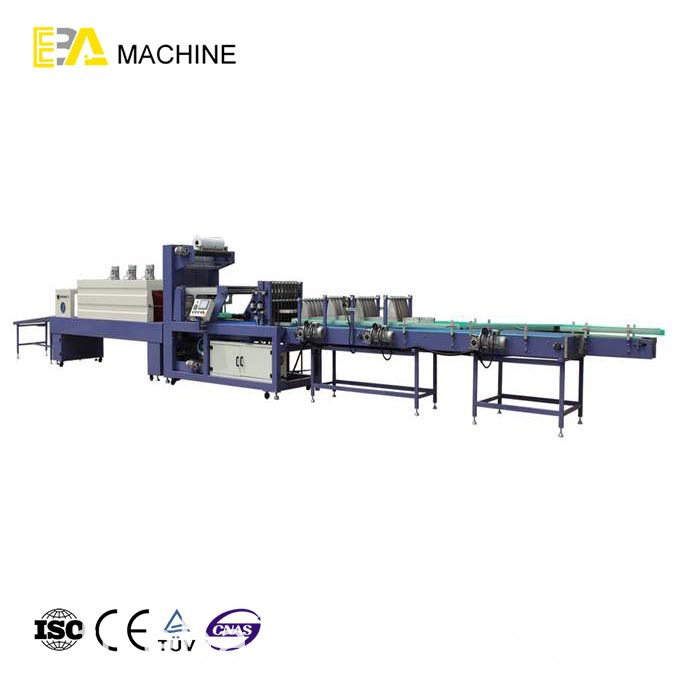 Liner Shrink Wrapping Machine